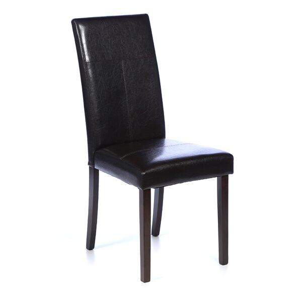 Lorenzen Parsons Chair (Set of 2) by Brayden Studio