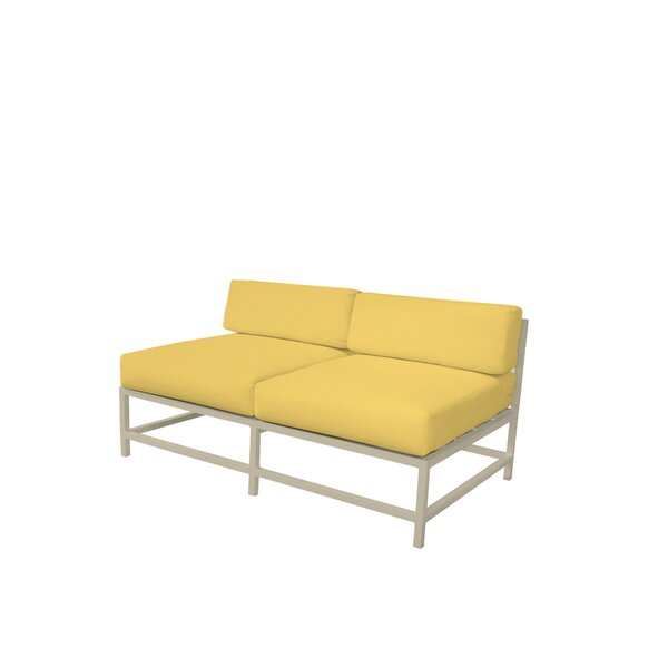 Ashlee Armless Loveseat With Cushions By Brayden Studio