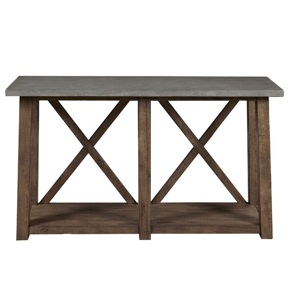 Laurel Foundry Modern Farmhouse Brown Console Tables