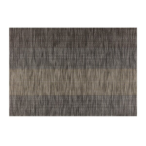 Thaxton Tweed Stripe Placemat (Set of 12) by Millwood Pines