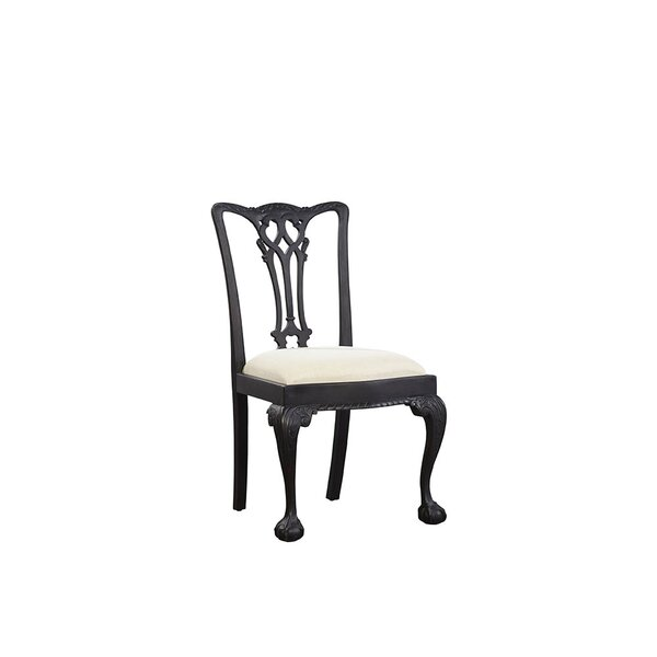 Sacher Dining Chair (Set of 4) by Canora Grey
