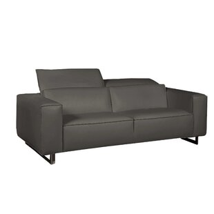 Giadia Leather Loveseat