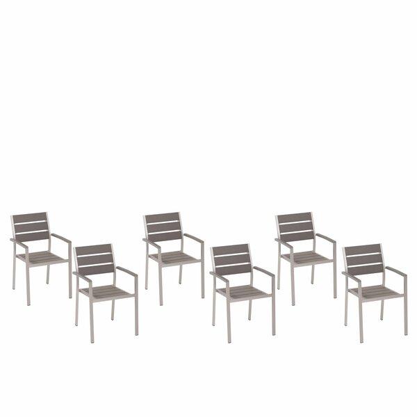 Dufour Patio Dining Chair (Set of 6) by Orren Ellis