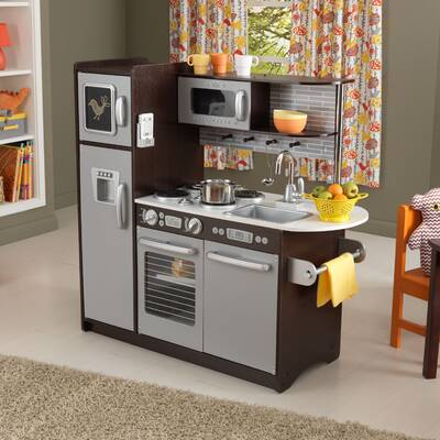 Kidkraft Uptown Kitchen Set Reviews Wayfair