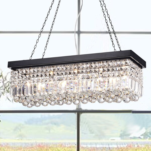 Ramsgate 5-Light Crystal Chandelier by House of Ha