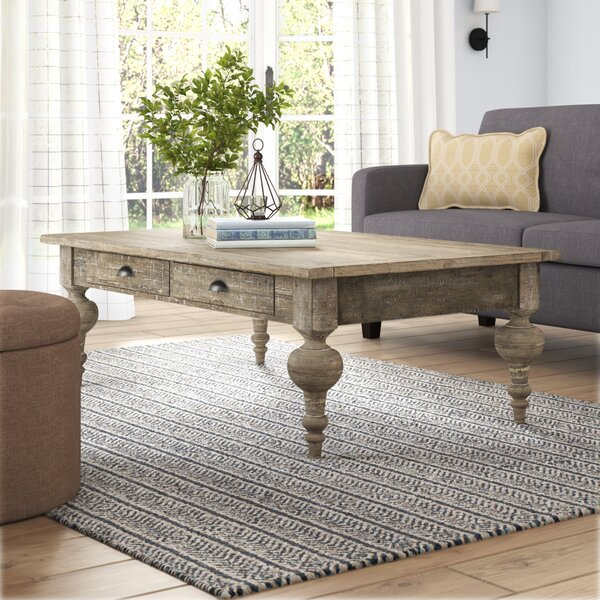 Clintwood Coffee Table by Three Posts Three Posts