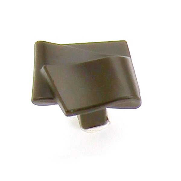 Diva Rectangle Knob by Laurey