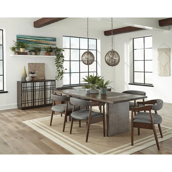 Barbra 7 Piece Dining Set by Corrigan Studio