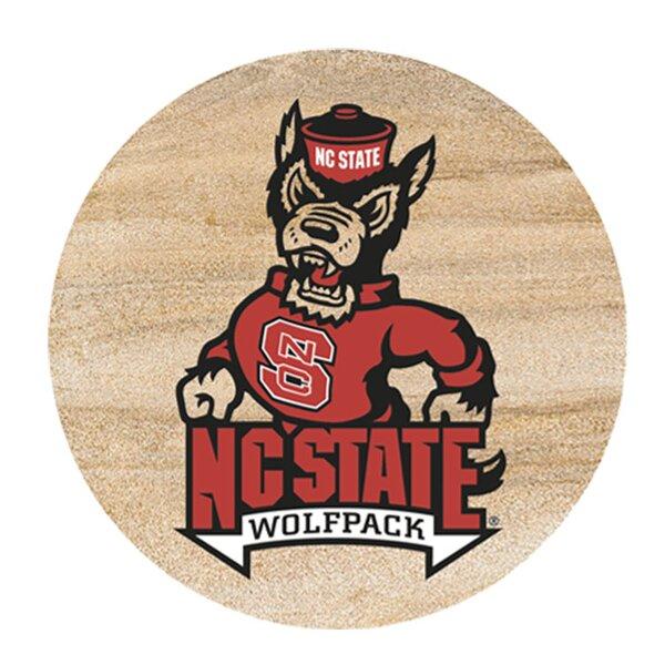 North Carolina State University Collegiate Coaster (Set of 4) by Thirstystone