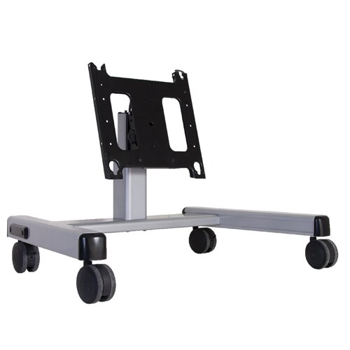 Large Confidence Monitor AV Cart by Chief Manufacturing