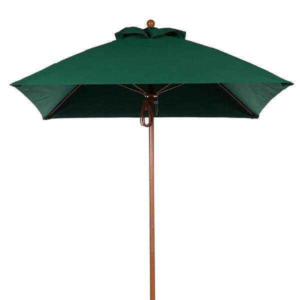 6.5' Square Market Umbrella By Frankford Umbrellas