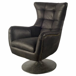 Whiteley Swivel Lounge Chair by Latitude Run