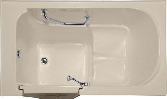 Life Style Series 52 x 30 Soaking Bathtub by Hydro Systems