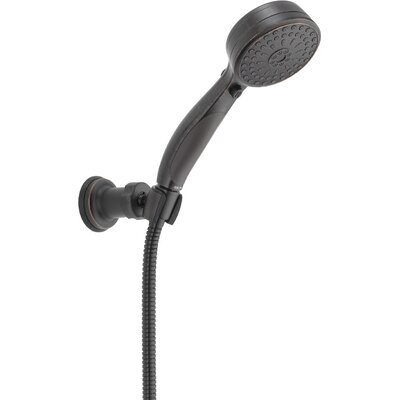 Shower Head Multi Handheld Touchclean Bronze photo