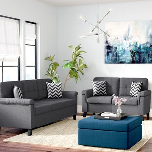 Modern & Contemporary Living Room Sets You\'ll Love | Wayfair