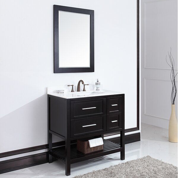Jansen 36 Single Bathroom Vanity Set by Orren Ellis