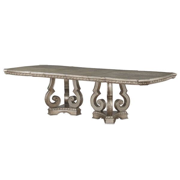 Bridewell Extendable Dining Table by Astoria Grand Astoria Grand