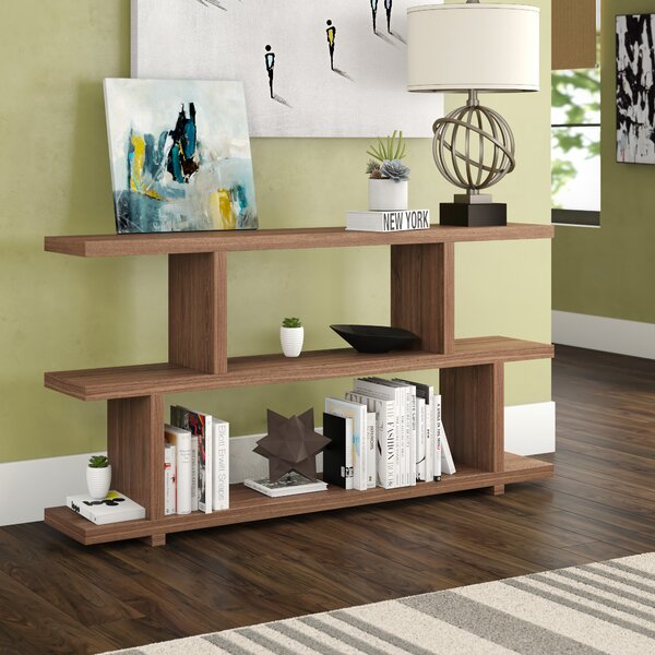 Raney Standard Bookcase by Brayden Studio