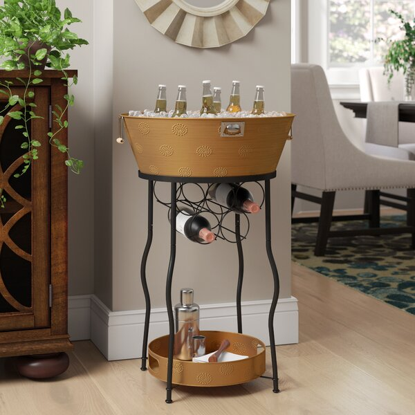 Reimels Party Station Beverage Tub by Red Barrel Studio
