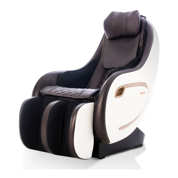 Reclining Heated Full Body Massage Chair By TOKUYO