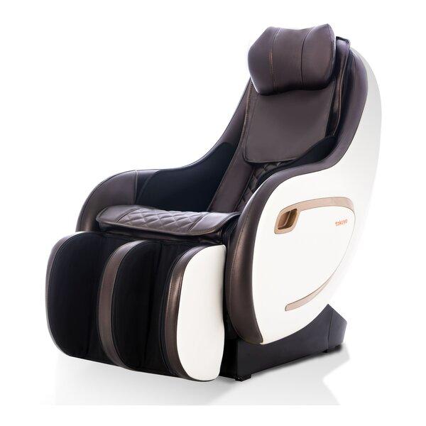Reclining Heated Full Body Massage Chair By TOKUYO