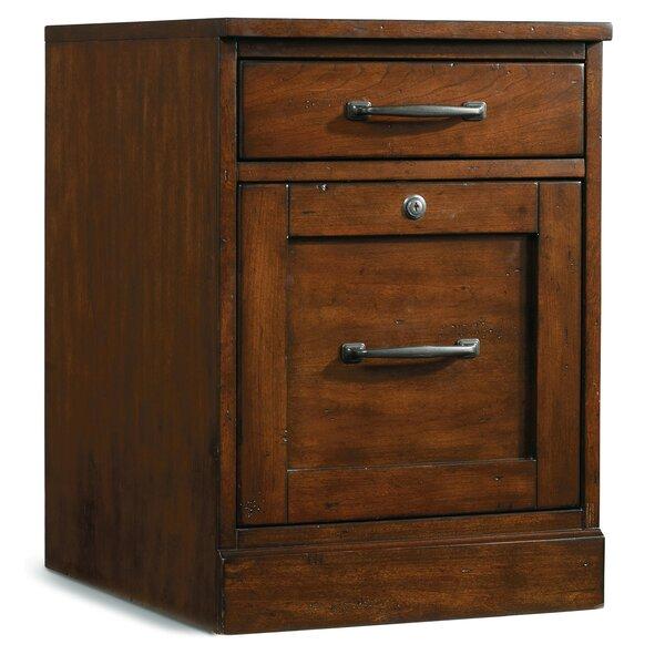 Wendover 2-Drawer Vertical File by Hooker Furniture