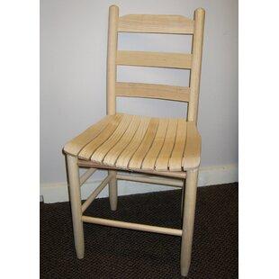 Wooden Ladder Back Chairs | Wayfair