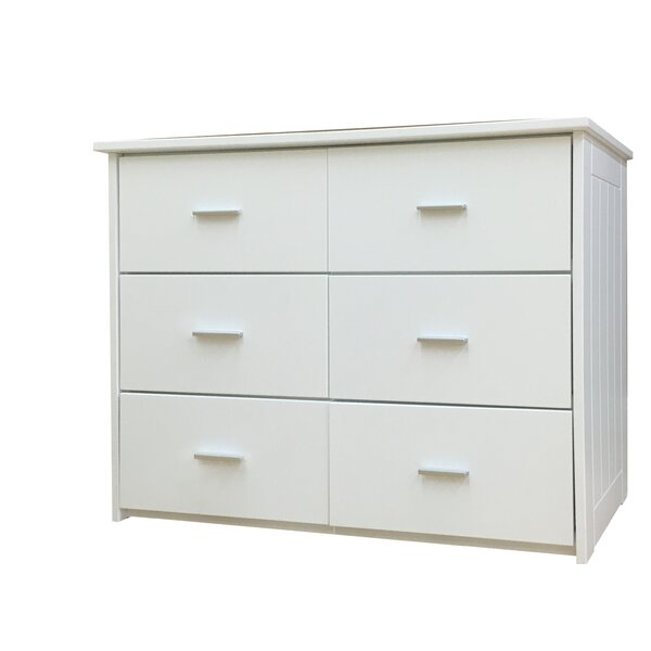 Hahn 6 Drawer Dresser by Red Barrel Studio