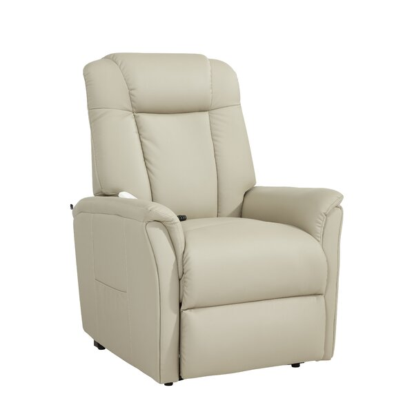 Wilson Power Lift Assist Recliner by Serta Futons