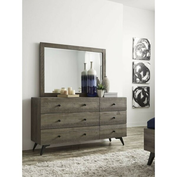 Boyett 5 Drawer Double Dresser by Foundry Select