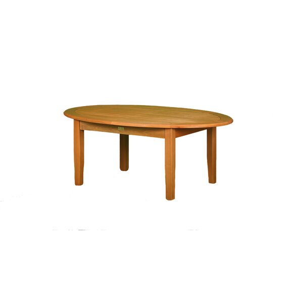 Dex Eucalyptus Coffee Table by Alcott Hill