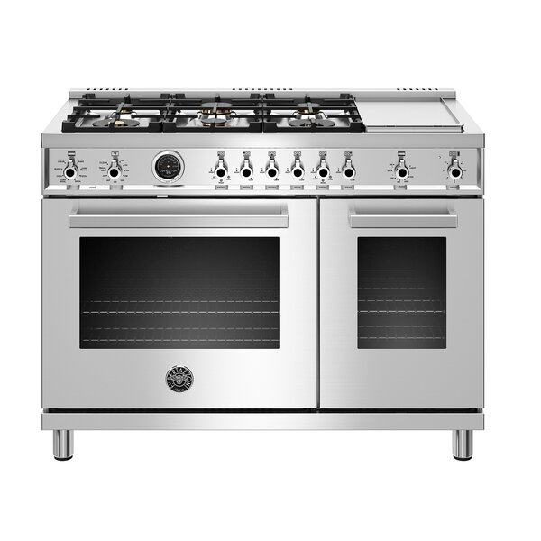 Professional Series 48 Freestanding Dual Fuel Range