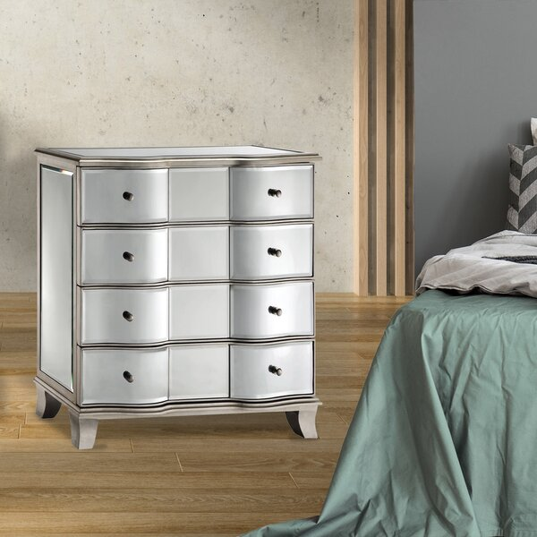 Teo 4 Drawer Chest