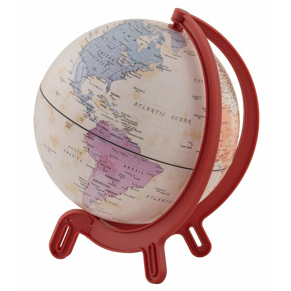 Kids Continents Globe by Zoomie Kids