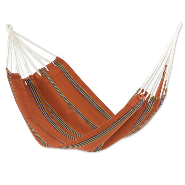 Polyester Tree Hammock by Novica