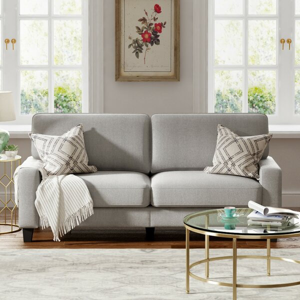 Modern Beautiful Boughton Sofa by Trent Austin Design by Trent Austin Design