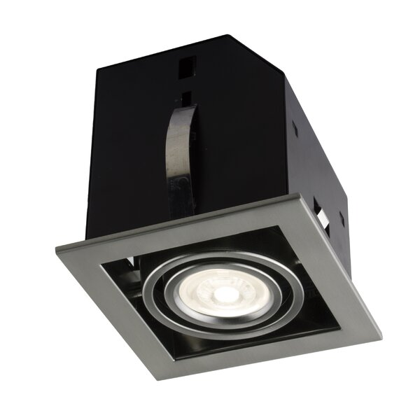 Cube 5.63 LED Recessed Lighting Kit by Bazz