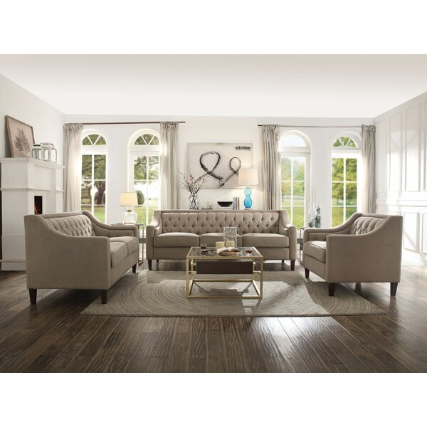 Damiáno Configurable Living Room Set by Darby Home Co