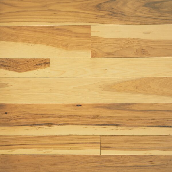 Specialty 5 Engineered Hickory Hardwood Flooring in Natural by Somerset Floors