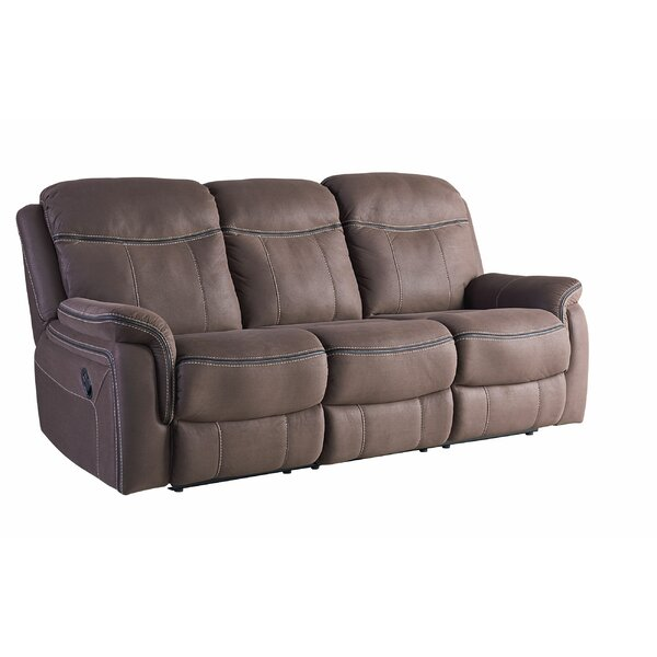 Online Purchase Garris Manual Motion Reclining Sofa by Red Barrel Studio by Red Barrel Studio