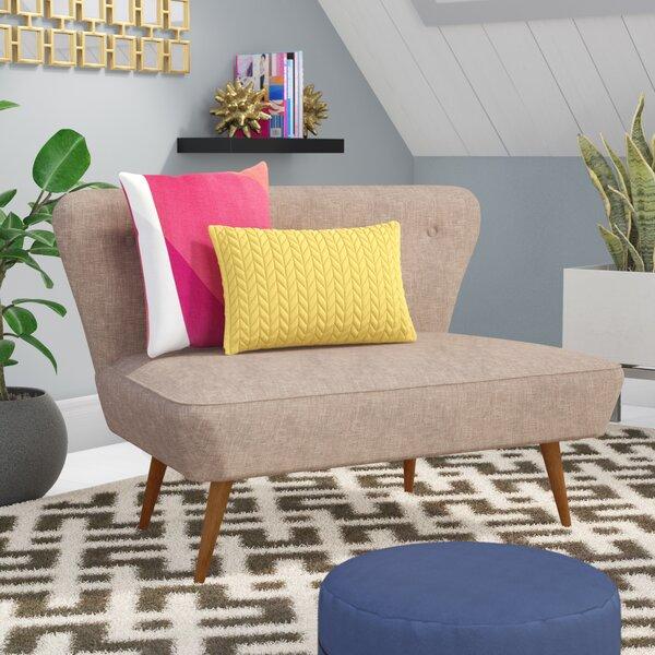 Buckner Upholstered Bench by Trule Teen