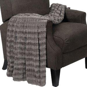 Garren Over Sized Double Sided Throw Blanket