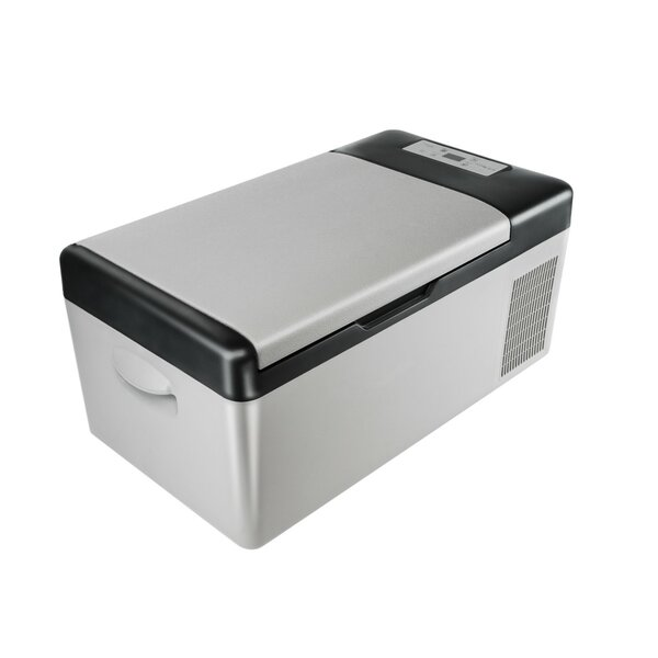 Portable Ice-free Quiet 16 cu. ft. Frost-Free Chest Freezer by idée