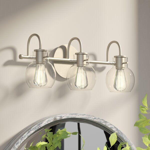 Poppy 3-Light Vanity Light by Trent Austin Design