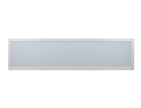 Back Lit Panel 1 LED Recessed Trim by Innoled Lighting