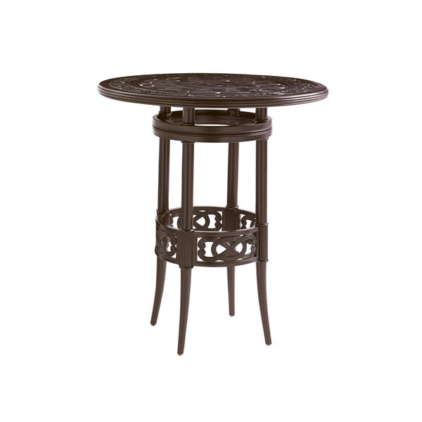 Sands Aluminum Bistro Table by Tommy Bahama Outdoor