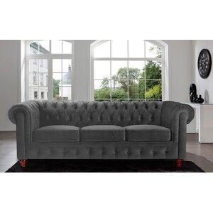Elstone Chesterfield Sofa by Willa Arlo Interiors