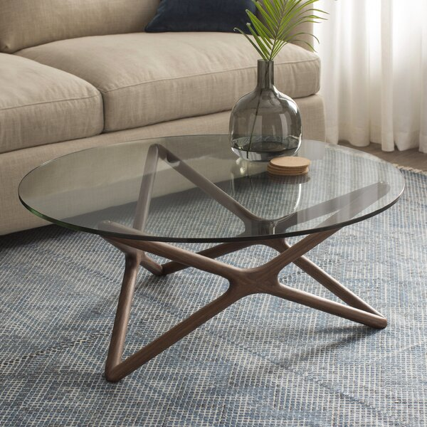 Modern Contemporary Geometric Coffee Table Allmodern