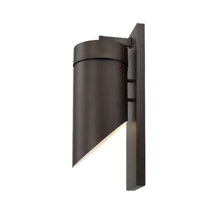 Top Reviews Jitu Outdoor Sconce By Latitude Run