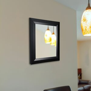 Solid Angle Wall Mirror